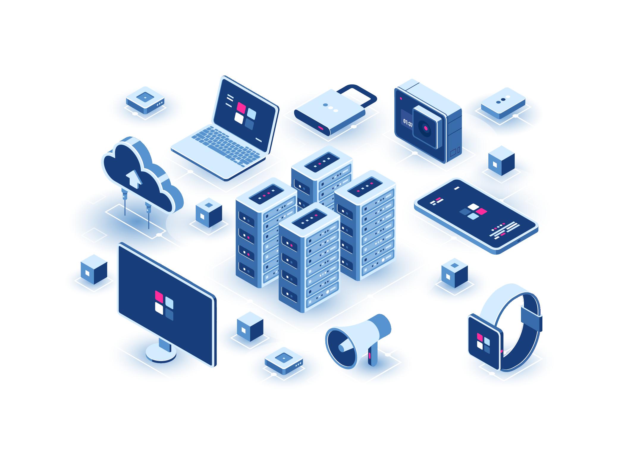 Web Hosting & Servers