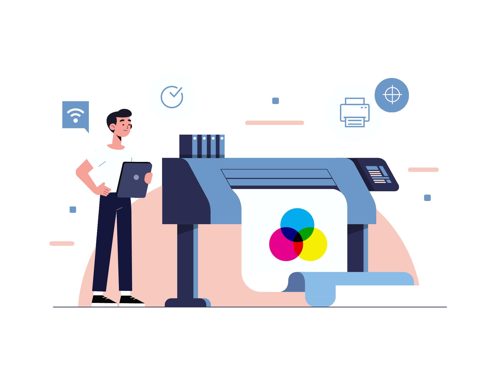 Printing Service: Why Choose Us - Doodle Pod - Design & Marketing