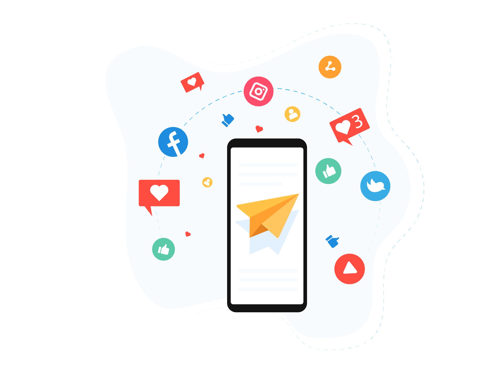 Social Media: Why Choose Us - Doodle Pod - Design & Marketing