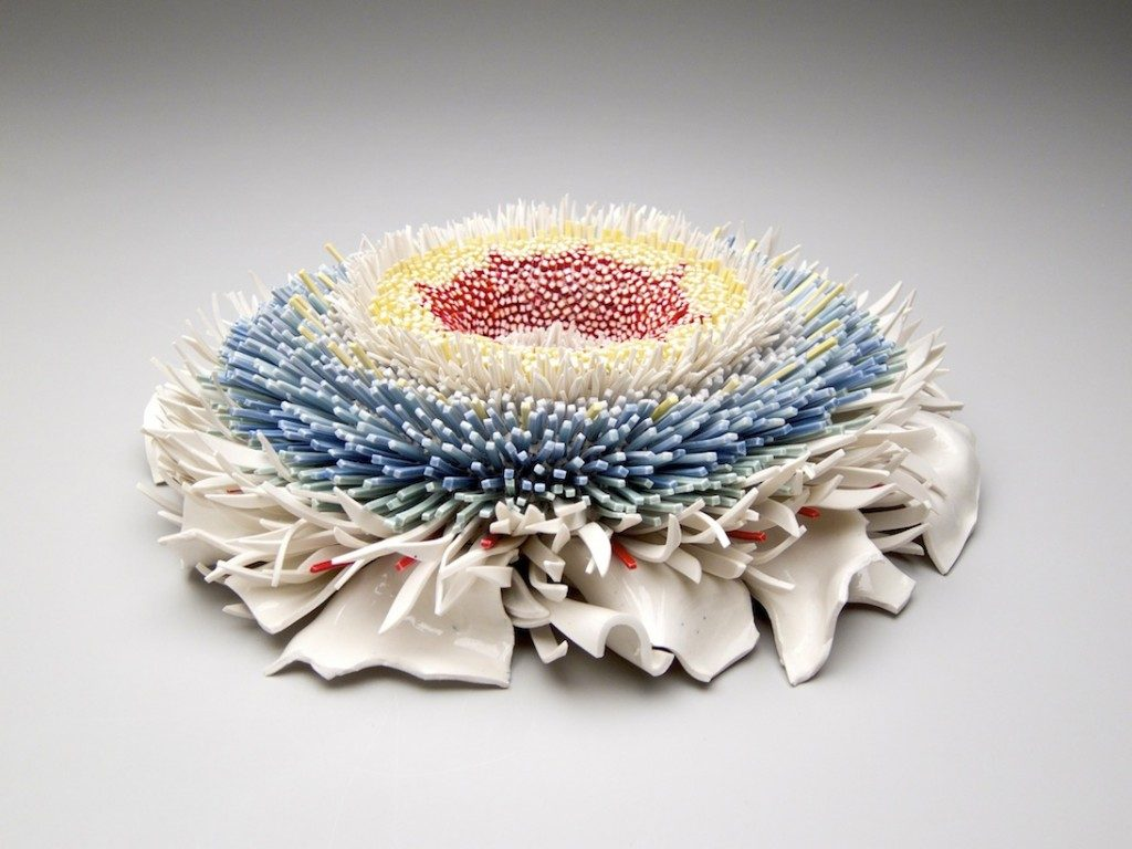 Zemer Peled - Ceramic Flowers